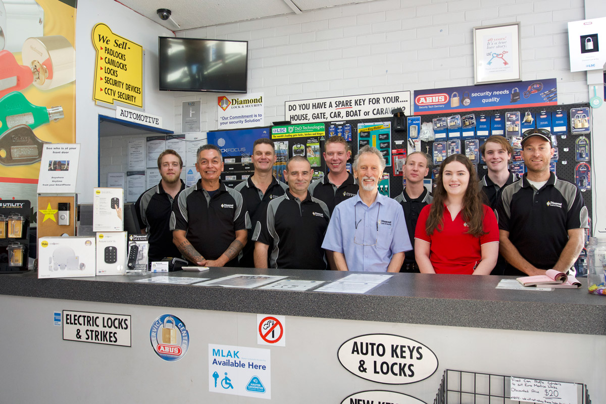 A trusted team of locksmiths servicing the Perth area and beyond.