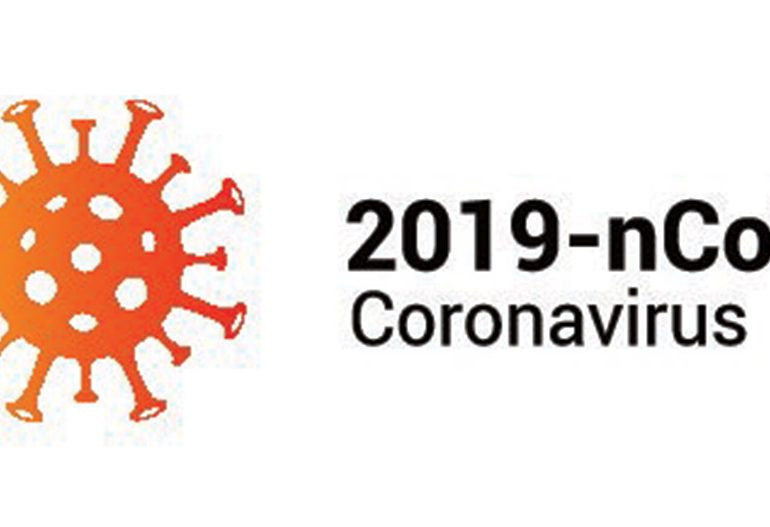 Coronavirus-COVID-19 banner for locksmith blog.