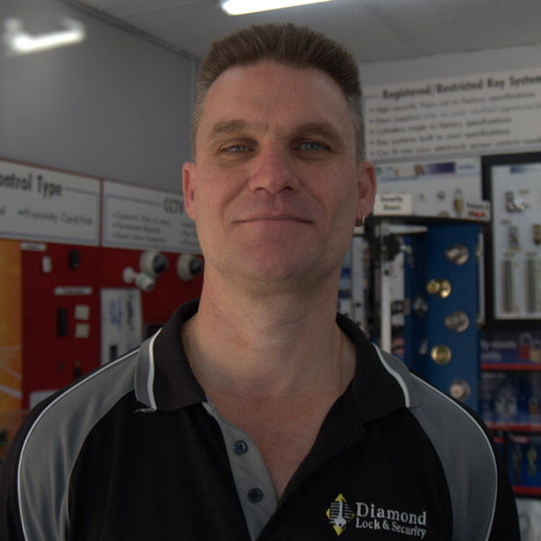 Paul English is the general manager at Diamond Lock & Security with decades of industry experience.