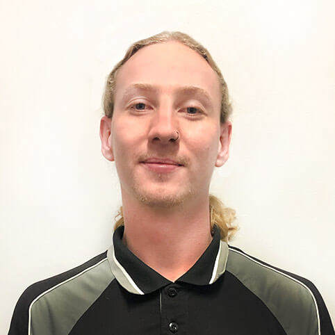 Cobey Foley works as a Locksmith Workshop Technician at Diamond Lock and Security in Osborne Park.