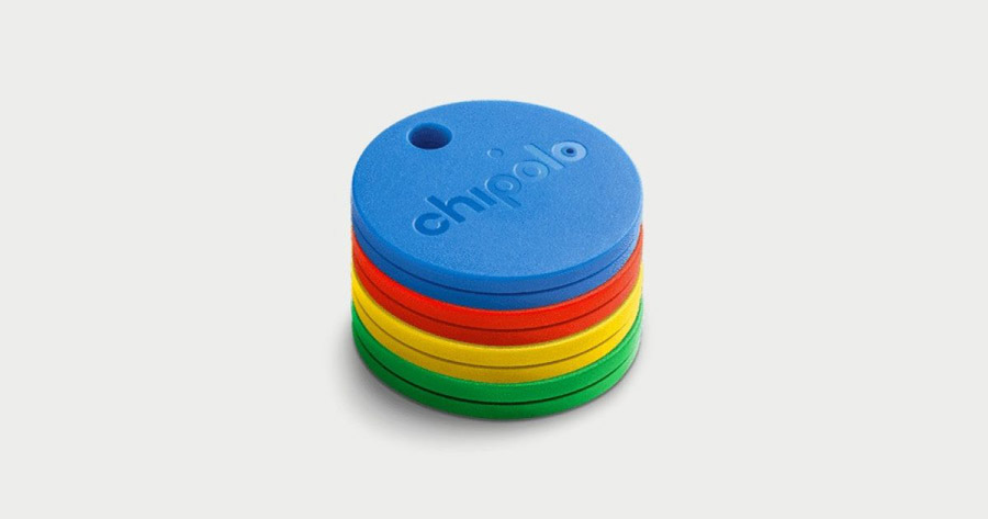 Chipolo key finder perfect for finding keys.