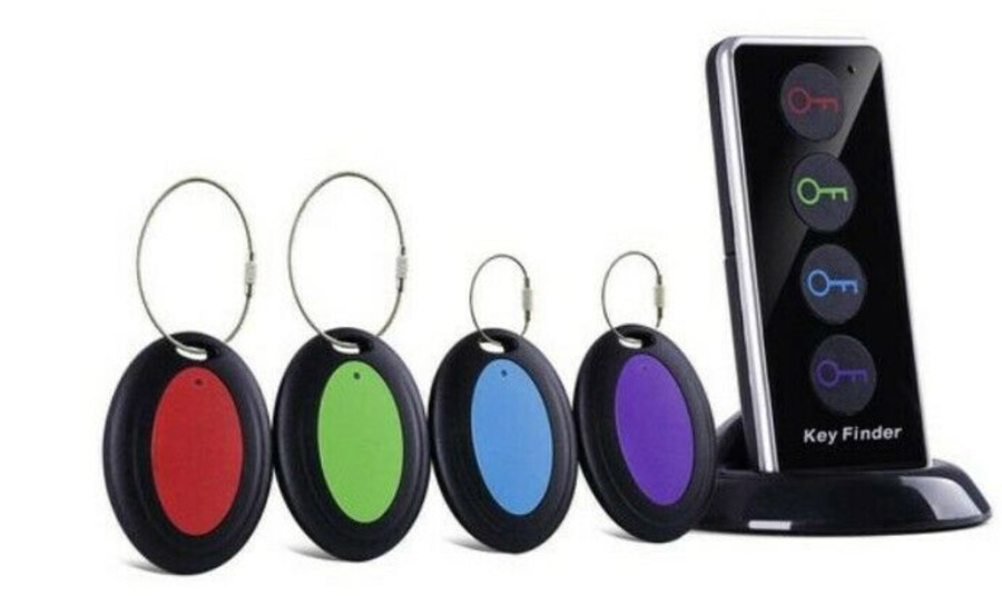 The magic fly key finder.