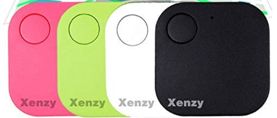 Xenzy key tracking device which saves time and money.