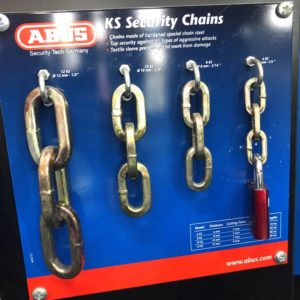 ABUS KS Series Security Chains