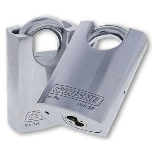 Cabine C60 Padlock Shackle Protected