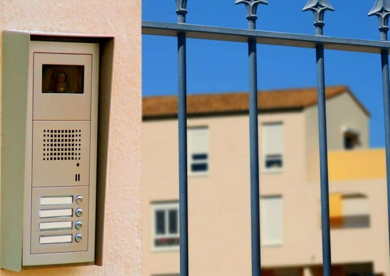 Intercom systems automatically take your home security to the next level